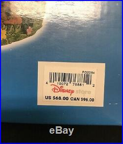 Disney Store Exclusive LARGE Winnie the Pooh Musical Globe New Sealed