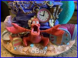 Disney's The Little Mermaid Ariel Snow Globe & Musical Theatre Under the Sea