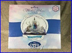 Hallmark Wonders Within Disney Musical Snow Globe
