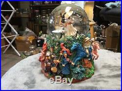Original Disney Mary Poppins Musical Snow Globe