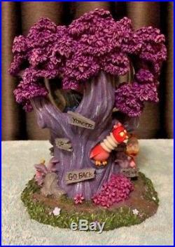 SALE! RARE Disney Alice In Wonderland Cheshire Cat Musical Globe(light's up)