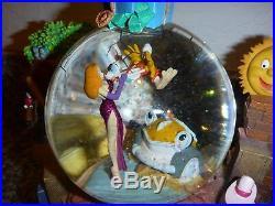 Walt Disney Jessica Rabbit Roger Rabbit Musical Snow Globe Hungarian Rhapsody